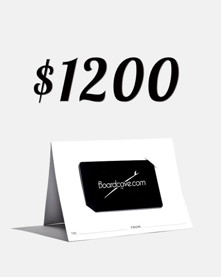 Vale Presente - Vale Presente R$ 1200