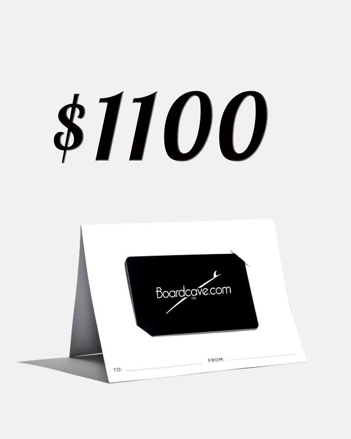 Vale Presente - Vale Presente R$ 1100