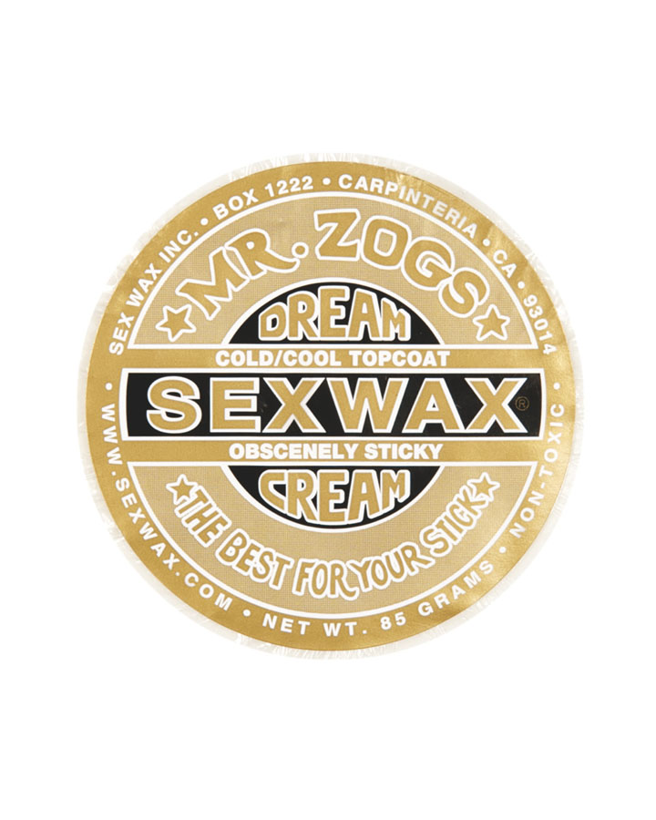 Sex Wax - Dream Cream Topcoat Gold Wax