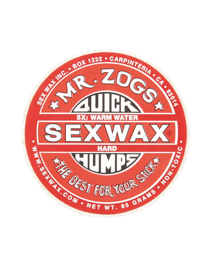 Sex Wax - Warm Quick Humps Wax