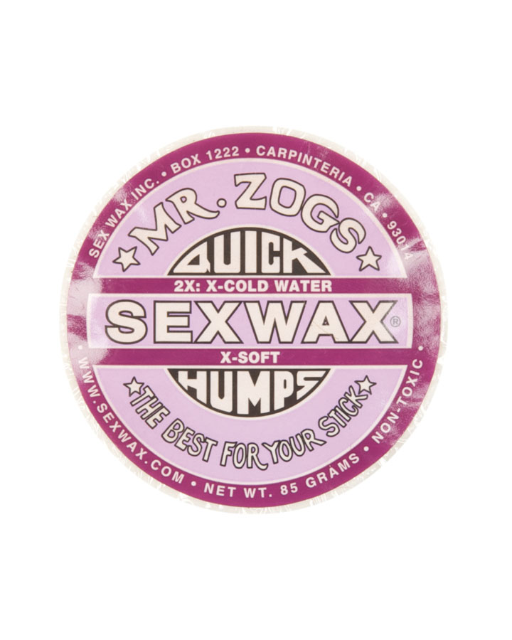 Sex Wax - Quick Humps Extra Cold Wax