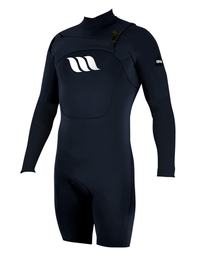 West Wetsuits - Edge Male GBS Spring Suit Black
