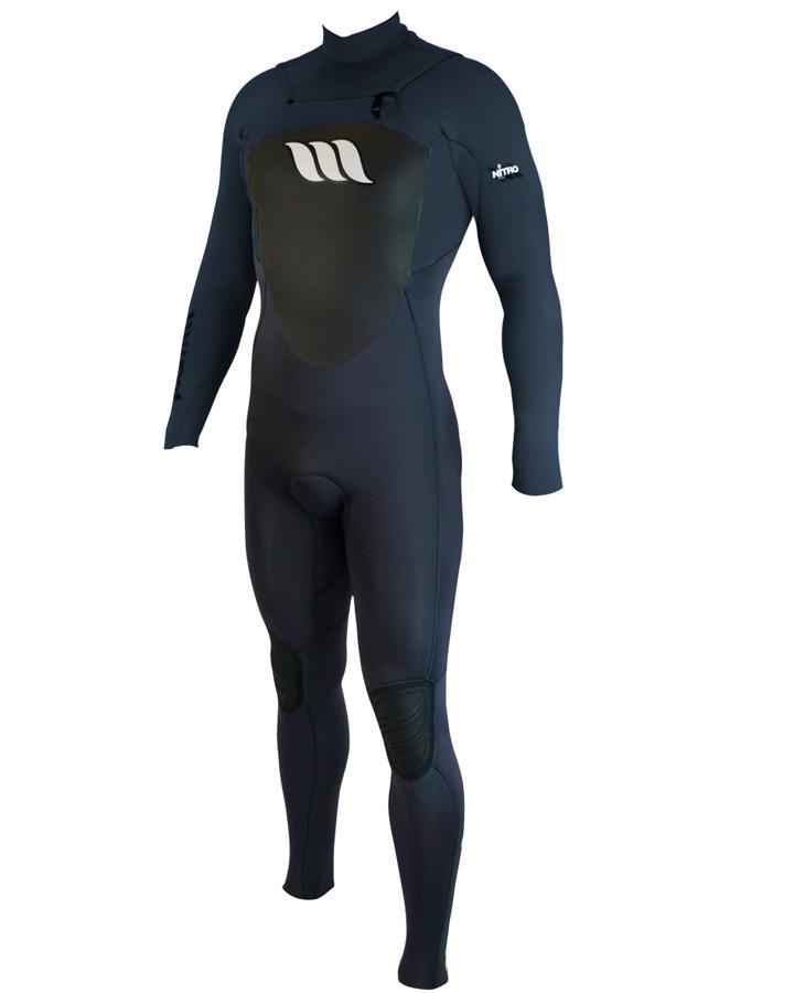 West Wetsuits - Nitro Male GBS Steamer Black