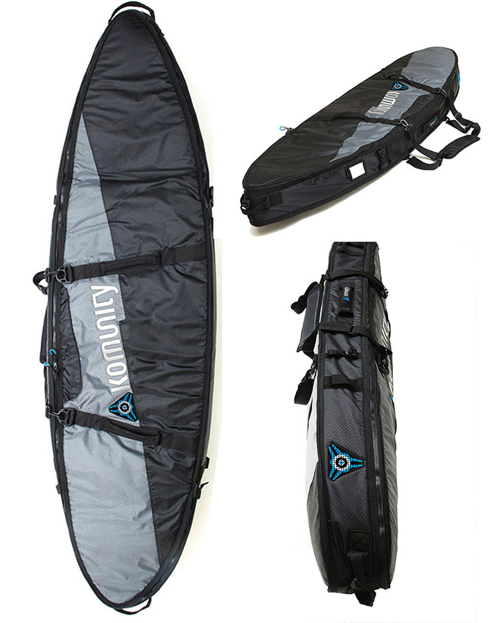 "CAPA LIGHTWEIGHT TRAVELLER 6'4"" 2 BOARD"