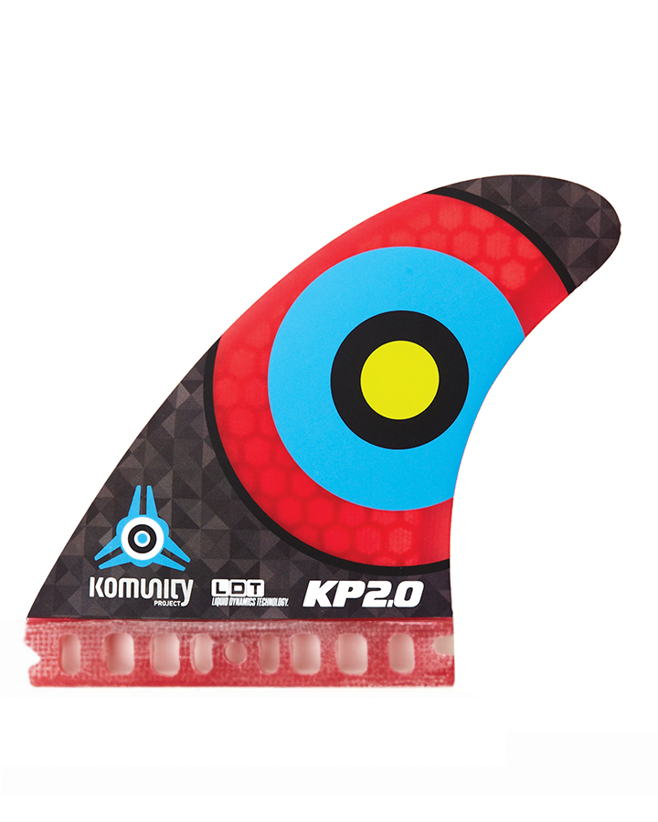Komunity Project - KP 2.0 Quad Fin Set