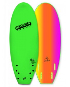 Pranchas Catch Surf - Odysea Stump 5' Lime