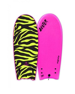 Pranchas Catch Surf - Beater Original Twin Fin Pink
