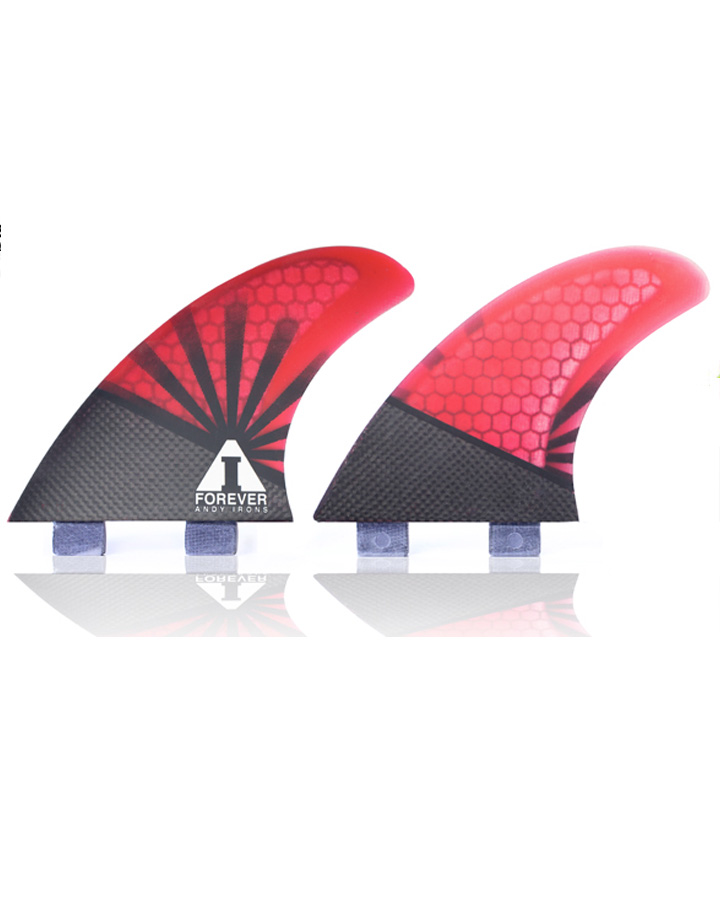 Kinetik Racing Fins - AI Forever Medium
