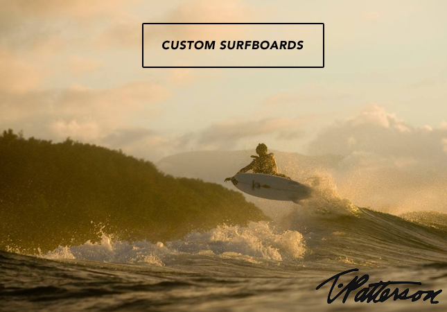 T Patterson Surfboards